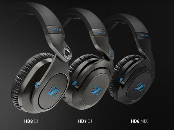 sennheiser releases hd6 hd7 and hd8 dj series headphones your edm. Black Bedroom Furniture Sets. Home Design Ideas