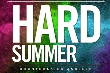 HARD Summer 2014 Tickets & Lineup Aug. 2nd & Aug. 3rd 2014!