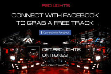 tiesto red lights