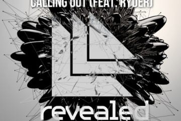 Dyro - Calling Out (ft. Ryder)