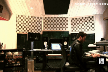 Gareth Emery Goes Off The Grid to Produce New Track