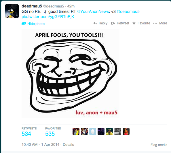 deadmau5-hacked