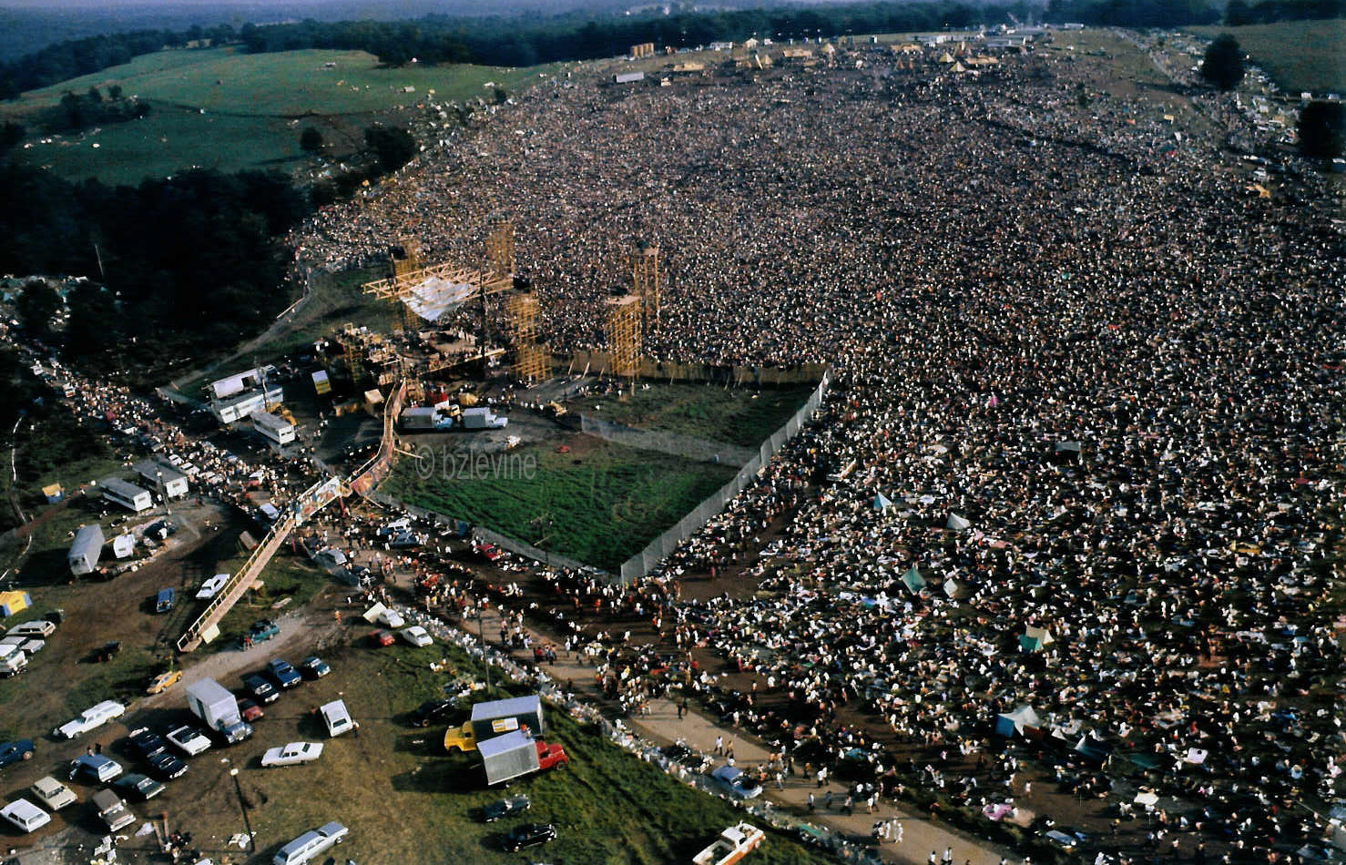 Co-founder Of Woodstock Teams Up With SFX For Massive New Festival | Your EDM