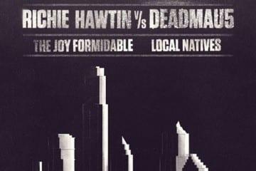 deadmau5 vs Richie Hawtin