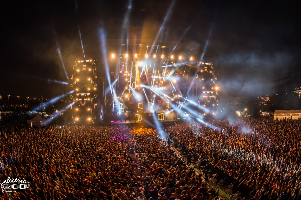 electric zoo festival all ready to go your edm
