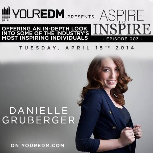 Episode 003 - Danielle Gruberger