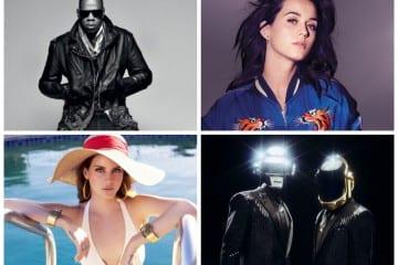 Top 40 Artists