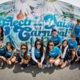 Volunteers at Insomniac's EDC Vegas - Your EDM