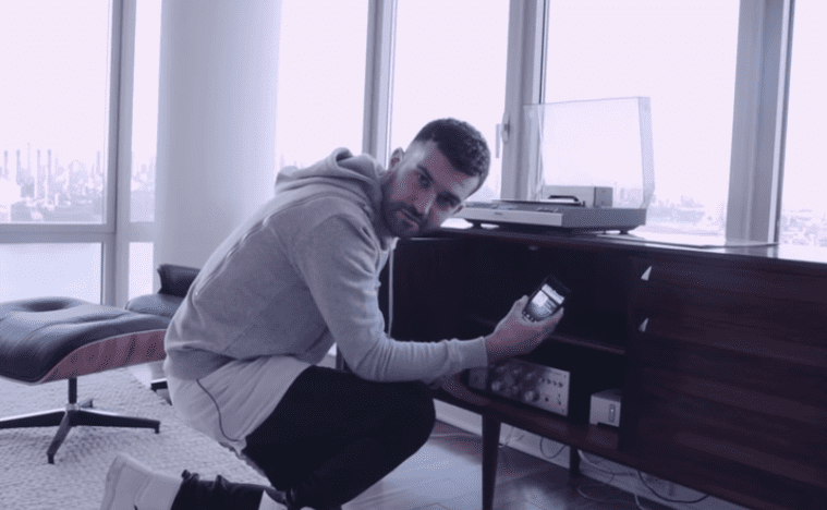 a-trak at home with sonos the fader