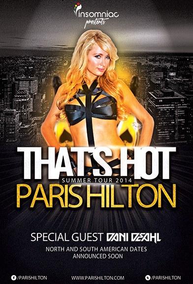 dani-deahl-paris-hilton-thats-hot-tour