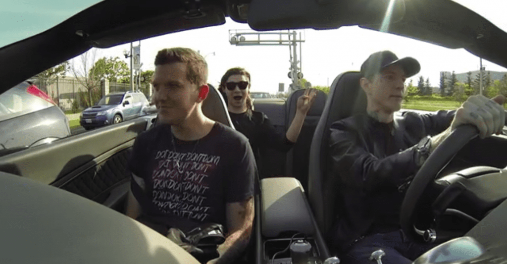 Deadmau5 Embarks On Star Studded Movie Length Coffee Run With Skrillex And Dillon Francis
