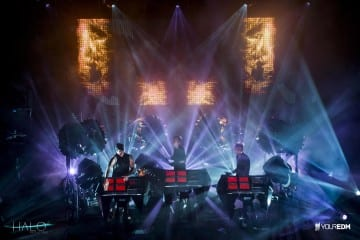 The Glitch Mob, San Francisco
