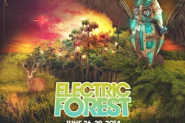 Electric Forest Header