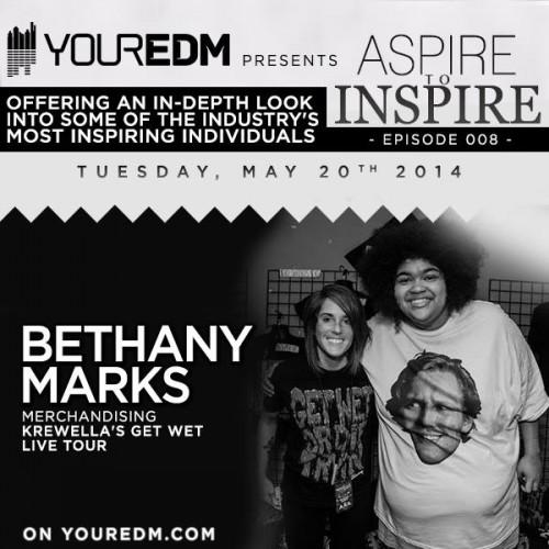Episode 008 - Bethany Marks