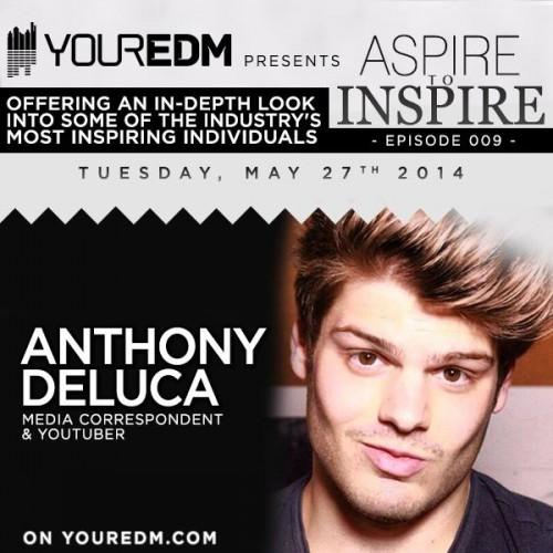 Episode 009 - Anthony Deluca