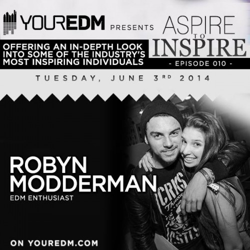 Episode 010 - Robyn Modderman