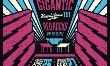 Red Rocks Hosts Third Rowdytown Event With Big Gigantic, Savoy and Trippy Turtle