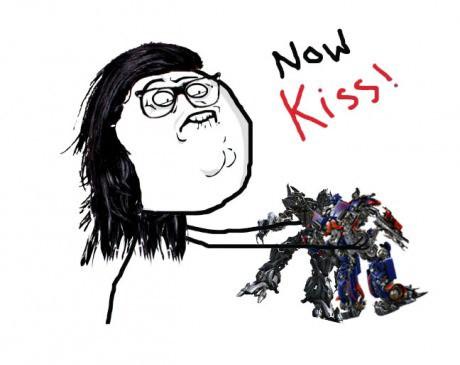 Skrillex Transformers Kith