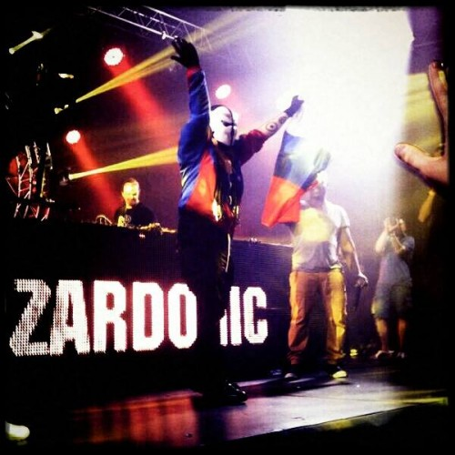 Zardonic Live