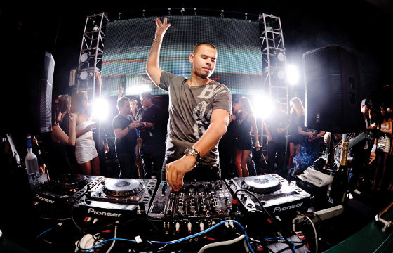 afrojack billboard interview im not edm