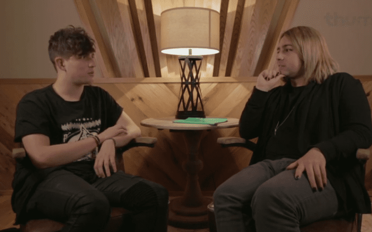 porter robinson worlds sad machine interview thump