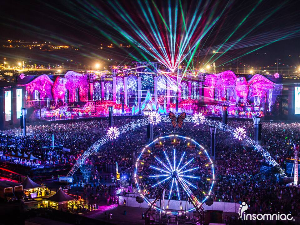 Edc Sets Record For Largest Stage Ever Assembled In North
