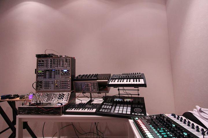 noisia new studio