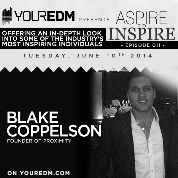 Episode 011 - Blake Coppelson
