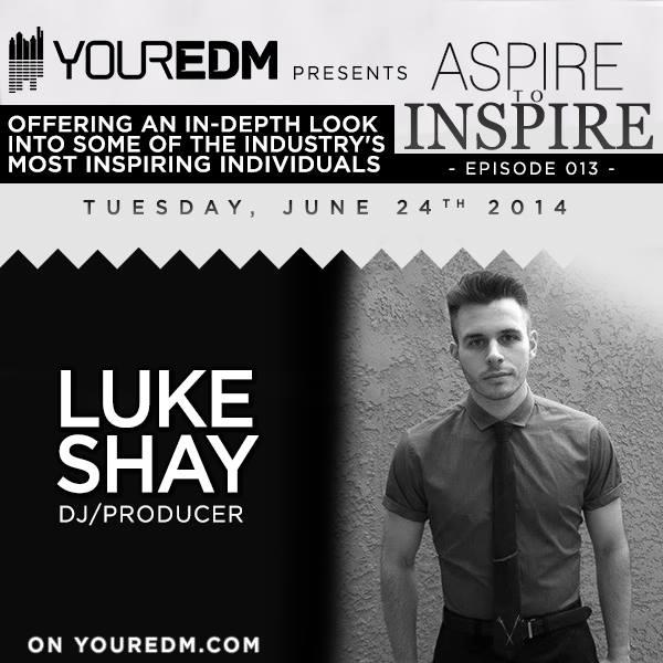 Episode 013 - Luke Shay