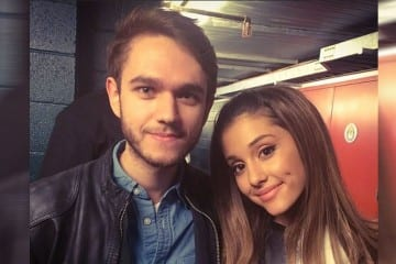 ariana grande zedd break free collaboration