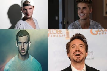 avicii-calvin-harris-celebrities