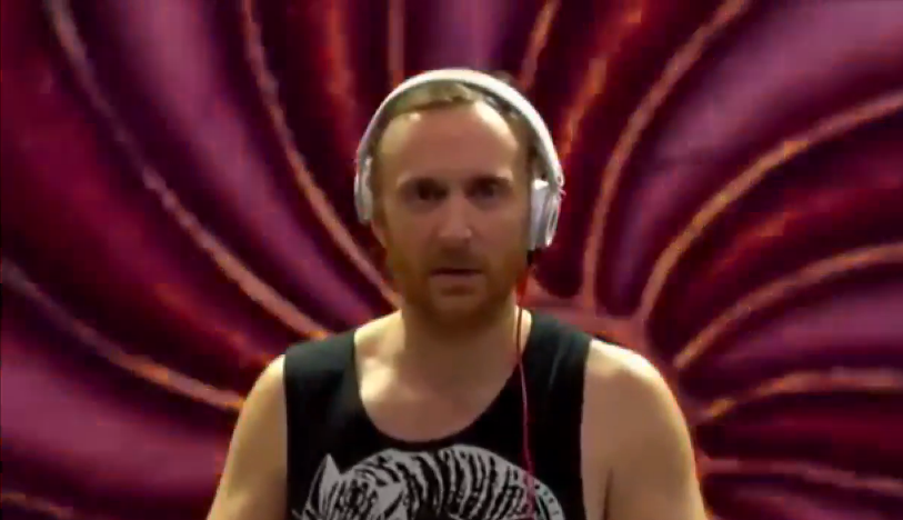 David Guetta Takes Too Much EDM at Tomorrowland