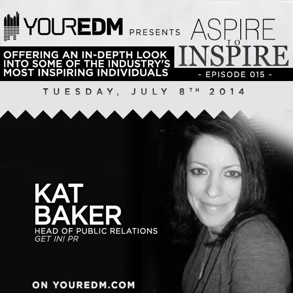 Episode 015 - Kat Baker
