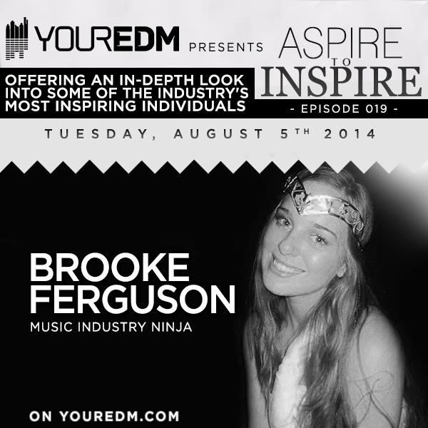 Episode 019 - Brooke Ferguson