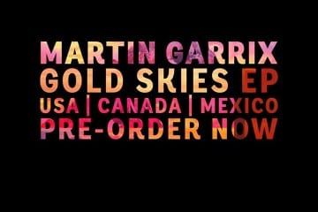 Martin Garrix - Gold Skies EP Pre-Order