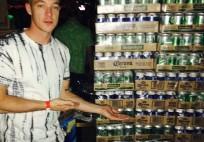 diplo-beer-wall