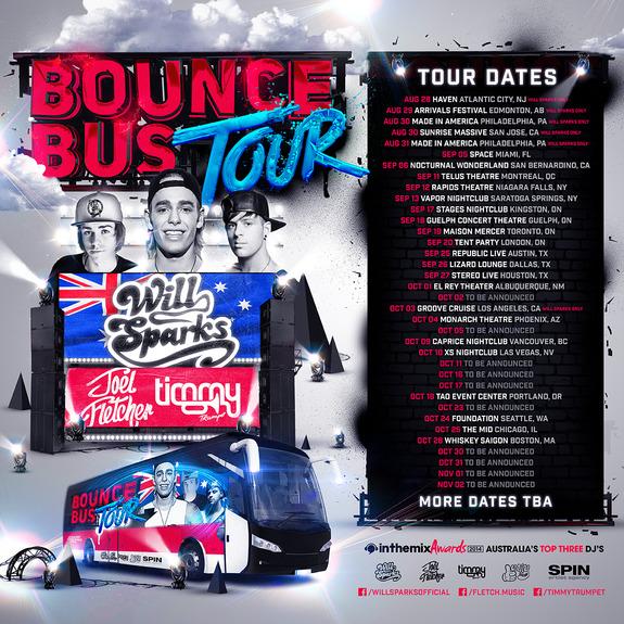 Bounce Tour