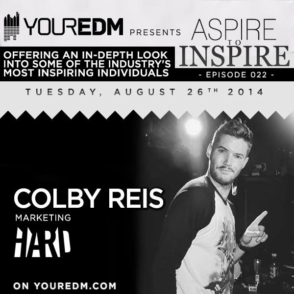 Episode 022 - Colby Reis
