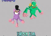 MonstersWithTinyMustaches - Enter Eva