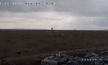 Burning Man Shut Down Due to Severe Weather