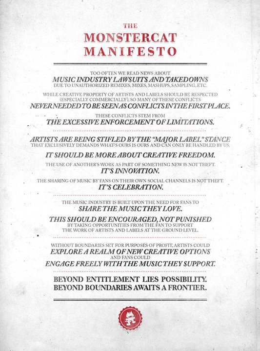 The Monstercat Manifesto