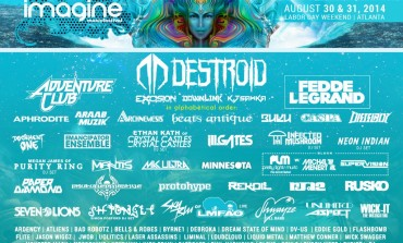 Imagine Music Festival VIP Giveaway & Our Top 3 Acts