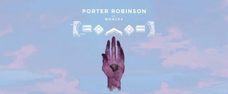 porter robinson worlds album top charts youredm