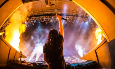 Watch The Official Two-Hour Video Of Skrillex Destroying Red Rocks