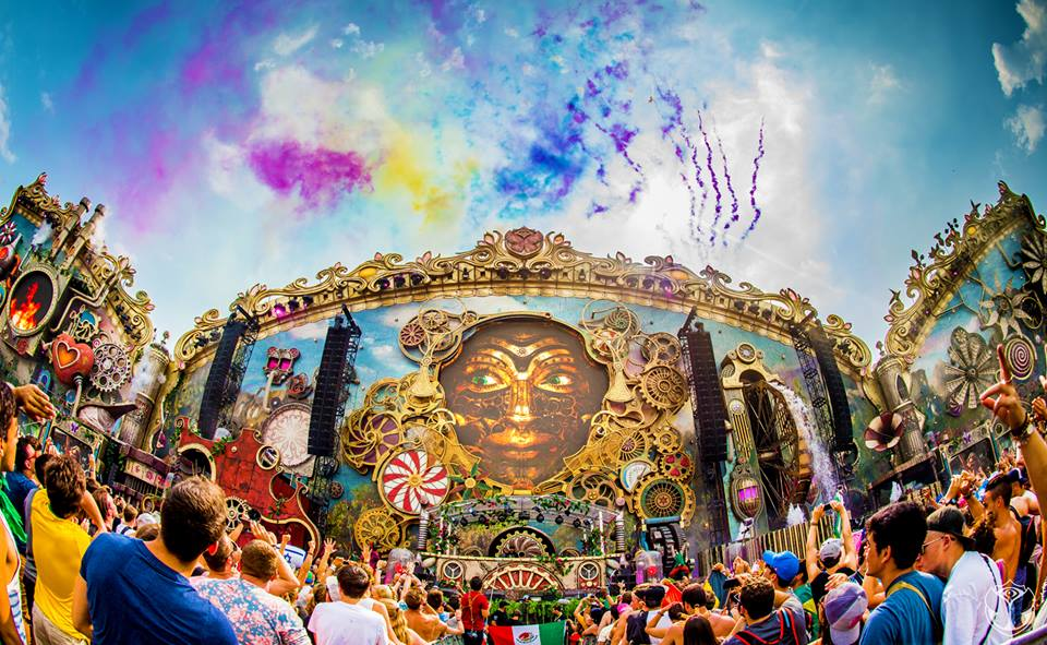 Tomorrowland Release Staggering 2014 Aftermovie