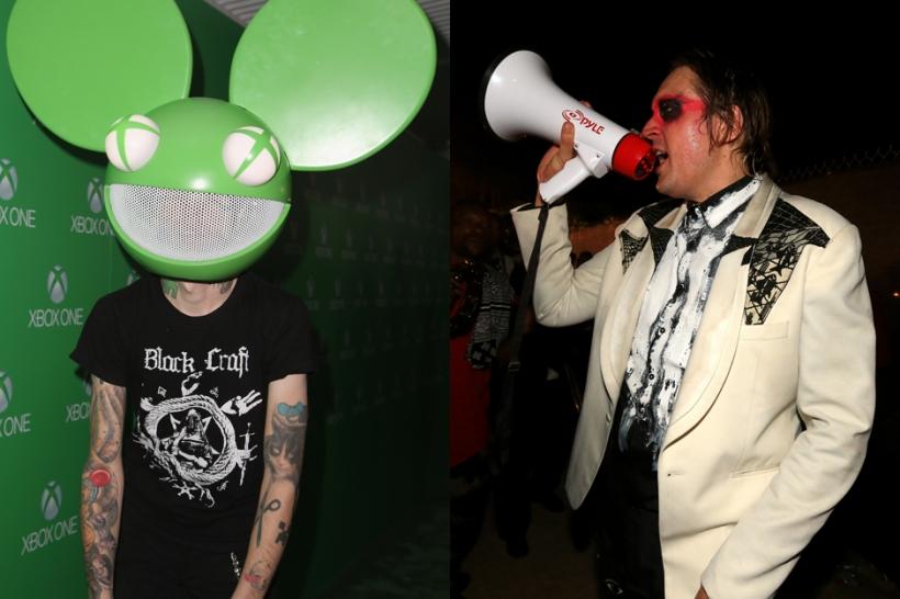 Arcade Fire's Lead Singer Turns DJ Post-Deadmau5 Altercation - Your EDM