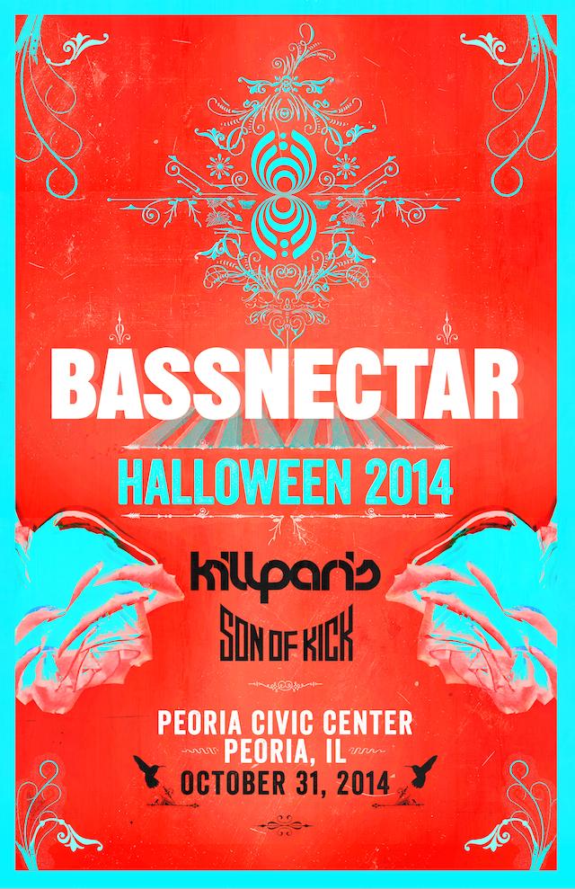 Bassnectar-Halloween-2014-Peoria-IL