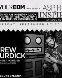 Episode 024 - Drew Burdick