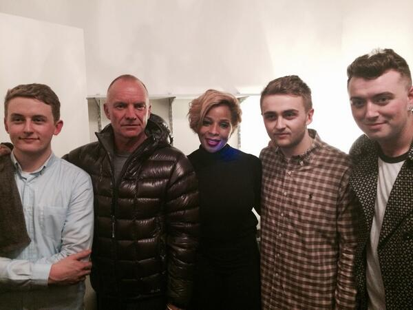 Mary J. Blige's New Album to Feature Disclosure and Sam Smith
