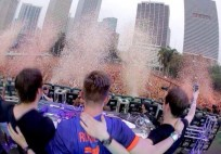 Nicky Romero & Vicetone at Ultra Music Festival 2014